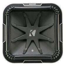"""Kicker 41L7154 15"""" Q-Class L7 Subwoofer w/ Dual 4-Ohm Voice Coils"""