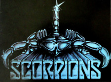 SCORPIONS - UFO - Michael Schenker albums 33rpm vinyl LP records $15 each album