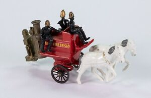 Matchbox Yesteryear  Y4-2 1905 Shand-Mason Fire Engine (no box) Part Missing