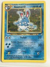 Pokémon Neo Genesis Holo Azumarill 2/111