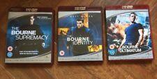 3x HD DVD Jason Bourne Trilogy (Identity, Supremacy, Ultimatum) Matt Damon