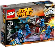 Lego Star Wars - 75088 Senate Commando Troopers battlepack-nuevo & OVP