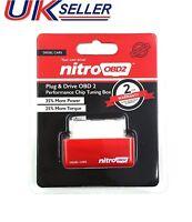 NITRO POWER DIESEL CHIP TUNING OBD2 PERFORMANCE ECU REMAP PLUG IN BOX UK CX