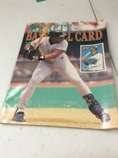 Beckett Baseball Magazine Monthly Price Guide Kevin Mitchel August 1989