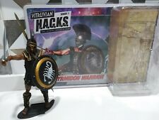 VITRUVIAN HACKS MYRMIDON WARRIOR SOLDIER OF FORTUNE SER. 1 BOSS FIGHT H.A.C.K.S.