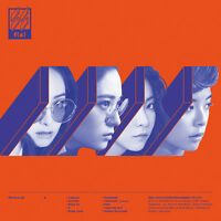 f(x) - 4 WALLS (Vol. 4) CD+Photo Booklet+Photocard+Extra Gift Photocards