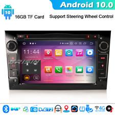 Android 10.0 Autorradio Opel Zafira Astra Vectra Corsa Signum DAB+DVD CarPlay 4G