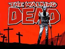 robert kirkman charlie adlard THE WALKING DEAD sequenza TP 1 2 3 4 5 saldapress