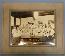 1937 NATIONAL GLUE POT ASSOCIATION PHOTO W Selzer Princeton Maplewood New Jersey