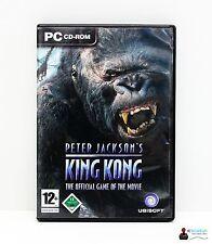 PC Computer Spiel - PETER JACKSONS: KING KONG - Win98 2000 ME XP - Komplett OVP
