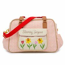 Pink Lining Blooming Gorgeous Véritable Amour Sac À Langer