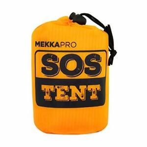 Emergency Survival Tent Shelter – 2 Person Tent – Orange