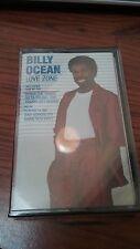 Billy Ocean Love Zone Cassette Tape