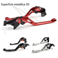 3D Leve Freno Frizione per Ducati Monster 1000 S4RS/ Monster 1100/ Monster 1200