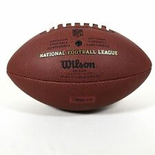 Wilson Nfl The Duke Replica Official Size Composite Football Wtf1825