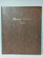 Dansco United States Type Album No. 7070 4 Pages