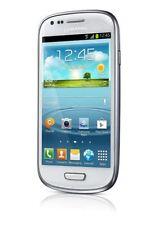Teléfonos móviles libres blanca Samsung Galaxy S con 8 GB de almacenaje