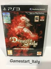 DEMON'S SOULS BLACK PHANTOM (SONY PS3) NUOVO SIGILLATO NEW - VERSIONE ITALIANA