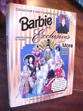 VINTAGE COLLECTOR' ENCYCLOPEDIA OF BARBIE DOLL EXCLUSIVES  PRICE GUIDE BOOK