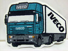 Ricamate aufbügler Patch IVECO TESSUTO RICAMATE 9,5 x 12,5 cm