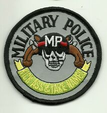 Army Military Police  PATCH