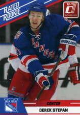 10-11 Derek Stepan Rated Rookie Toronto Expo Redemption