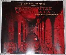 D-émotion Project CD-MAXI pritouritze planinata (C) 1994 Phonogram France