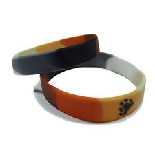 Pride Shack - Bear Pride Silicone Bracelet Wristlet - Gay LGBT Pride Wristband