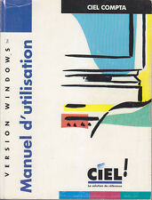 C1 CIEL Compta MANUEL UTILISATION 1998 Comptabilite