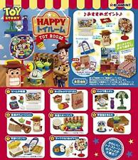 Re-Ment Miniature Toy Story Happy Toy Room 8 pieces full set BOX