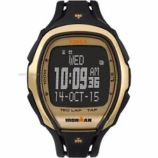 Timex TW5M05900 Men's Ironman Sleek 150-Lap Tap Screen Digital Sports Watch