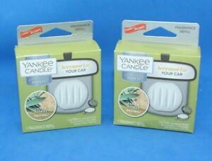 Yankee Candle Charming Scents Refill Sage & Citrus Freshen Car New Citrus