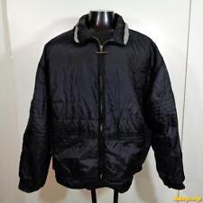 77a6fd4c TOMMY JEANS Nylon Ski JACKET mens Size XXL 2XL Black insulated zippered