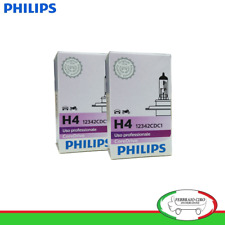 2 LAMPADINE ALOGENE PHILIPS H4 12 V 60/55 W CoreDrive FARI AUTO MOTO - 12342CDC1