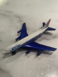 Matchbox Lesney Skybusters British Airways Boeing 747 Jet Aircraft 1973