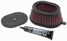 K&N AIR FILTER FOR KAWASAKI KLR650 1987-2015 KA-6589
