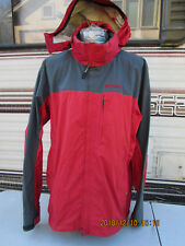 Marmot Hoodie Water repellent Nylon Rainwear Jacket Men XL