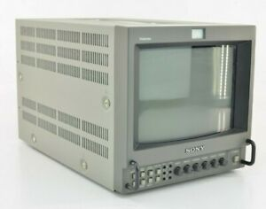 Sony Trinitron PVM-8042Q Color Broadcast Video Monitor - Great Working Condition