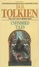 Unfinished Tales: The Lost Lore of Middle-earth by J.R.R. Tolkien, (Mass Market