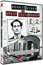 Ronnie Biggs - The Great Train Robber (DVD, 2012)