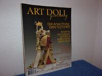 "ART DOLL QUARTERLY MAGAZINE."" FINE-SCULPTERED WOODEN DOLLS "" SUMMER, 2005"