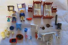 PLAYMOBIL  les meubles et accessoires de la maison
