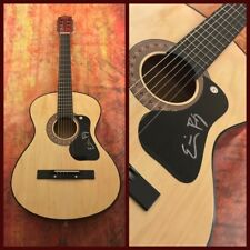 GFA Friday Night Country * ERIC PASLAY * Signed Autographed Acoustic Guitar COA