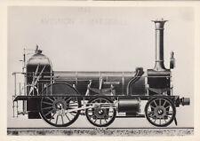 Carte-Photo ca.15x10 cm Locomotive à vapeur LA TARASQUE 1846 (G1361)