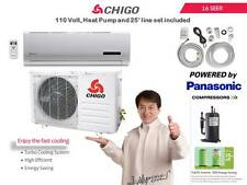 9,000 BTU Ductless Mini Split Air Conditioner DC Inverter Energy Saver