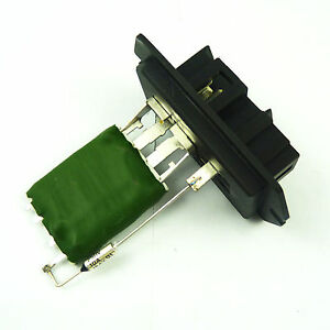New FIT Dodge Chrysler 2400302030 68029175AA HVAC Heater Blower Motor Resistor