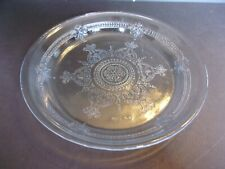 """VINTAGE FIRE KING ETCHED PIE PLATE 9"""""""