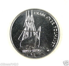 New listing Norway Coin 5 Kroner 1996 Unc, Centennial - Nansen's Return From the Arctic