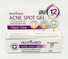 10 g Provamed Acne Spot cream Gel F cystic pimple Clear skin face care treatment