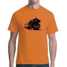 Eisenbahn Eisenbahn, Lokomotive, Dampflok, Railway, Bahn, Zug, Reise, T-Shirt